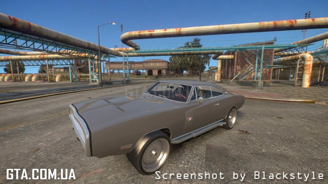 "Dodge Charger 1970 ""Fast and Furious 7"" Mod v2.0"