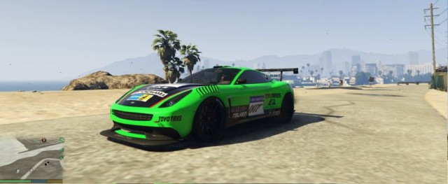 Vantage V12 GT3 livery for Massacro v1.5