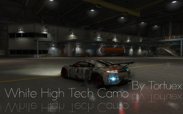 White Jester Camo HD v7.9.1