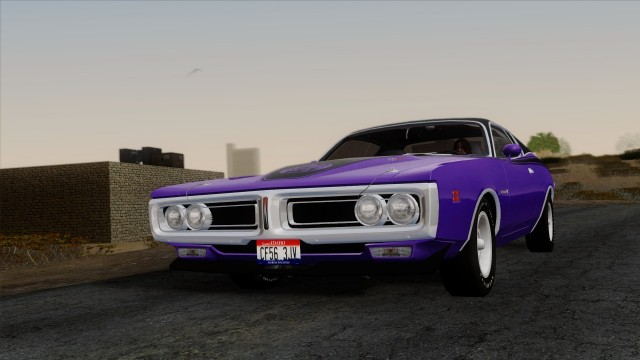 Dodge Charger Super Bee 426 Hemi (WS23) 1971