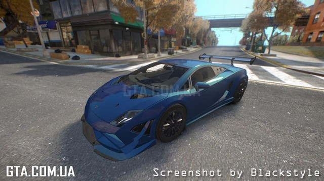 Lamborghini LP570-4 Super Trofeo (Need for Speed: Rivals)
