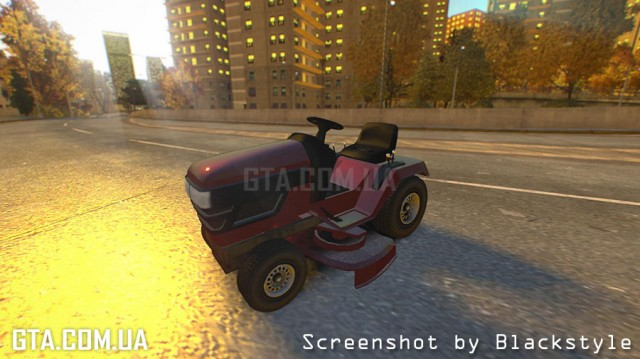 Lawn Mower (GTA 5)