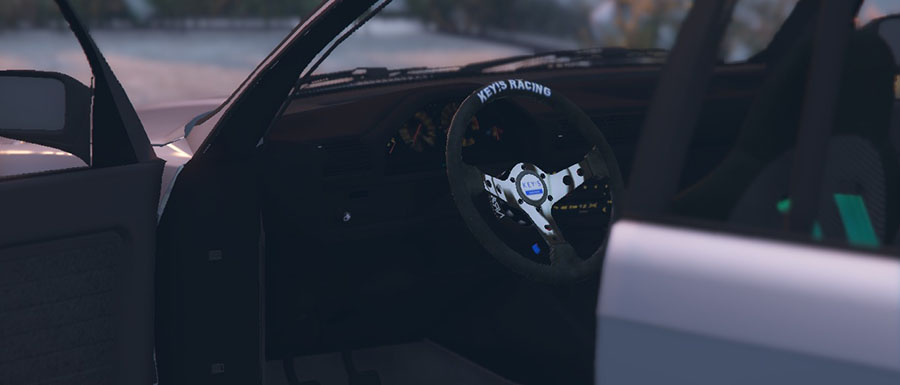 BMW 1983 E30 M-Tech 1 [BETA] для GTA V - Скриншот 3