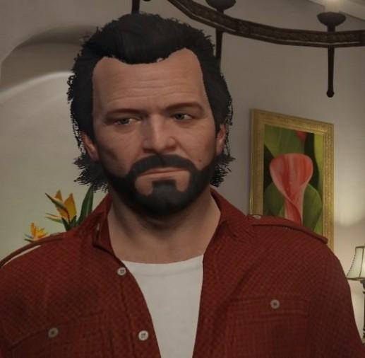 Trimmed Beard for Michael