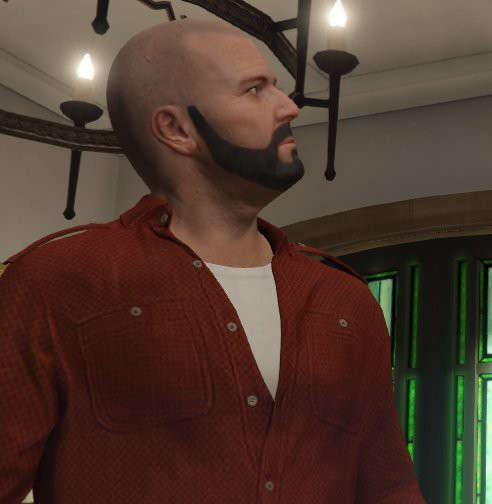 Trimmed Beard for Michael для GTA 5 — GTA.com.ua