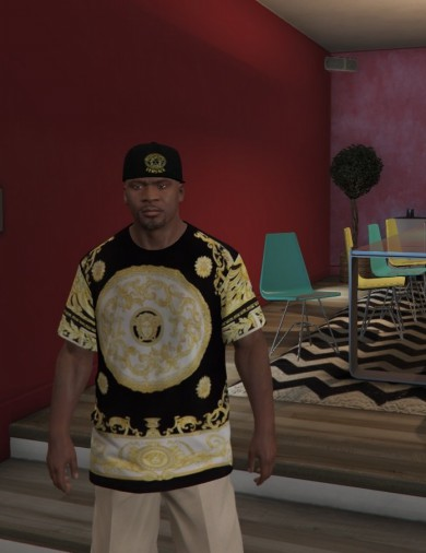 Versace T-Shirts Pack