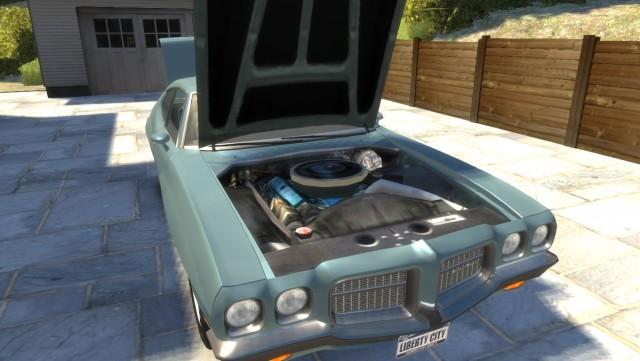 1971 Pontiac LeMans Coupe