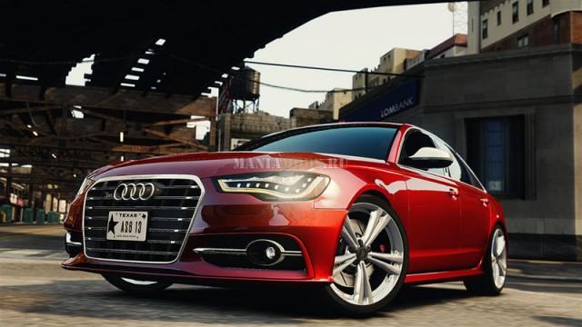 Audi S6 2013 v 1.0