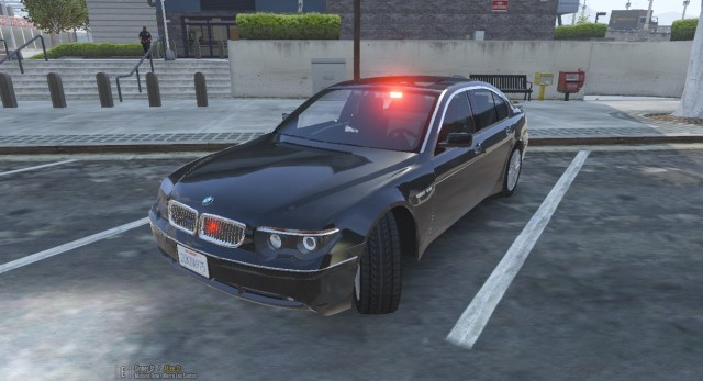 BMW 760I (E65) Unmarked v2.0