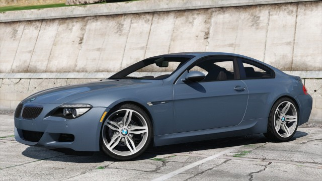 BMW M6 E63 Tunable v1.0