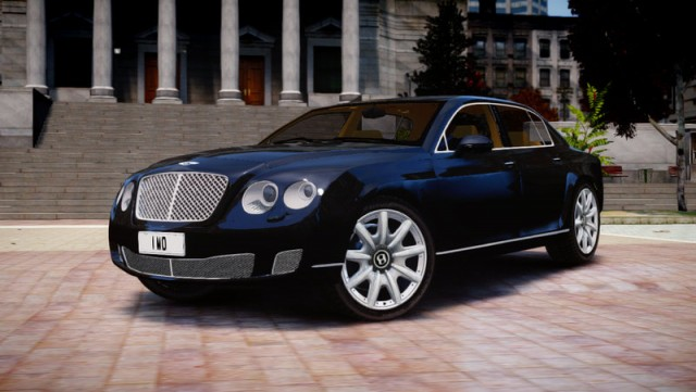 Bentley Continental 2010  Flying Spur v2.0