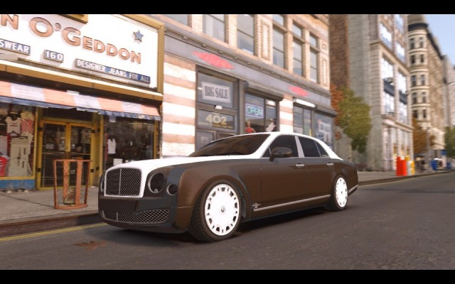 Bentley Mulsanne 2010 Admiral Edition v1.02