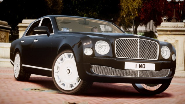 Bentley Mulsanne 2014