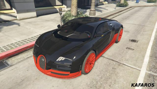 Bugatti Veyron Super Sport v2.0
