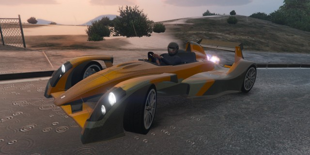 Caparo T1 (Add-On / Replace) v1.0