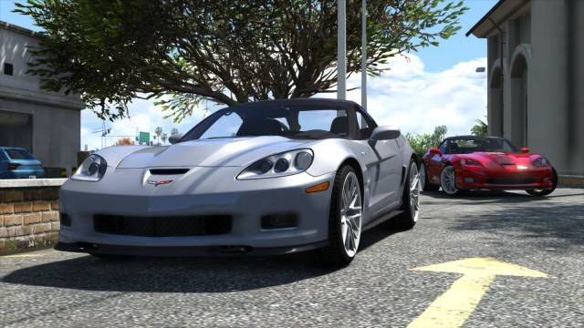 Chevrolet Corvette ZR1 v1.0