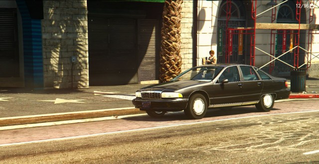 Chevrolet Caprice 1991 (Add-On / Replace) v2.0