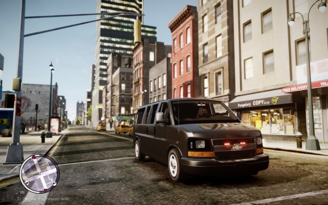 Chevrolet Express 2013 NYPD Unmarked Van