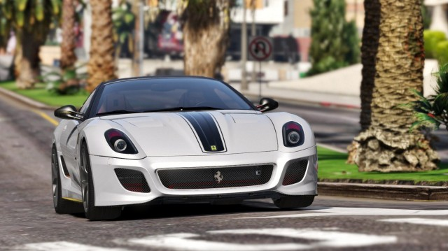 Ferrari 599 GTO (Add-On-Replace) v1.6