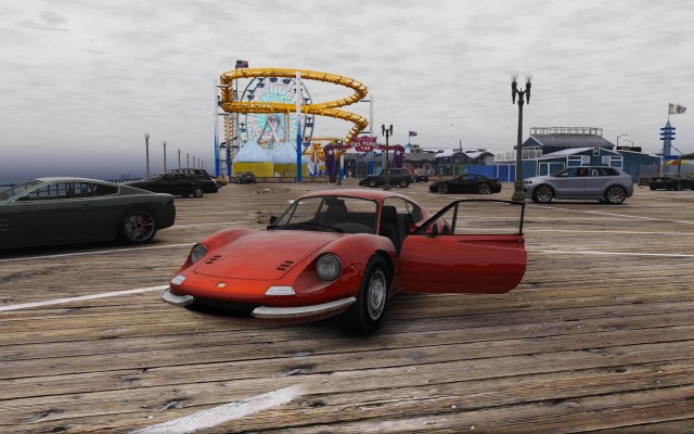 Ferrari Dino 246 GT 1969 (Add-On / Replace) v1.0