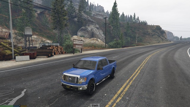 Ford F-150 XLT 2010 SuperCrew v1.0