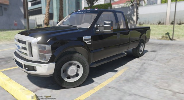 Ford F350 2010 Super Duty v2.0