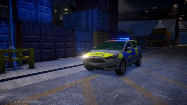Ford Focus Estate 2016 Metropolitan Police