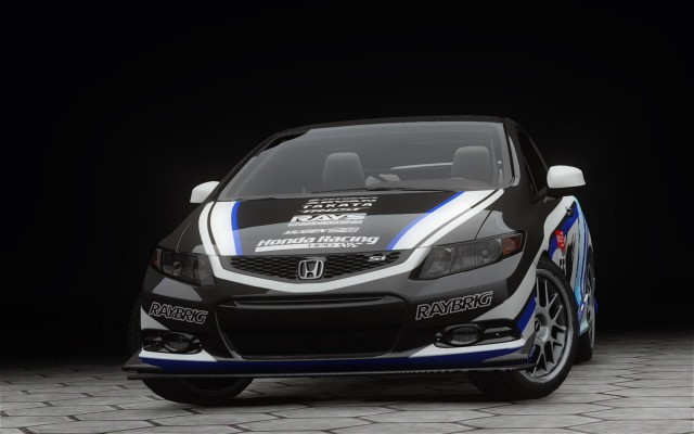 Honda Civic Si 2013 v1.0