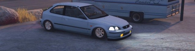 Honda Civic EK9 (beta)