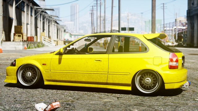 Honda Civic Hatchback (Replace) v1.0
