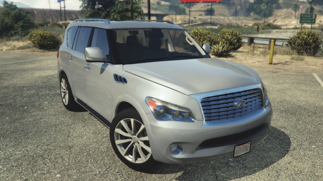 Infiniti QX56 v1.1 [Add-On/Replace]