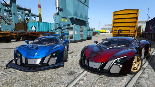 Marussia B2 (Add-On / Replace) v3.0