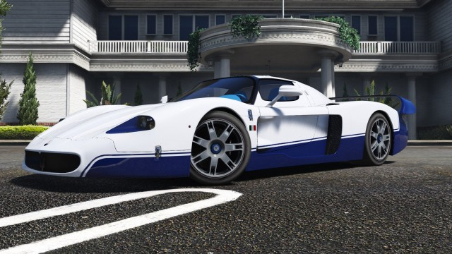 Maserati MC12 (Add-On)