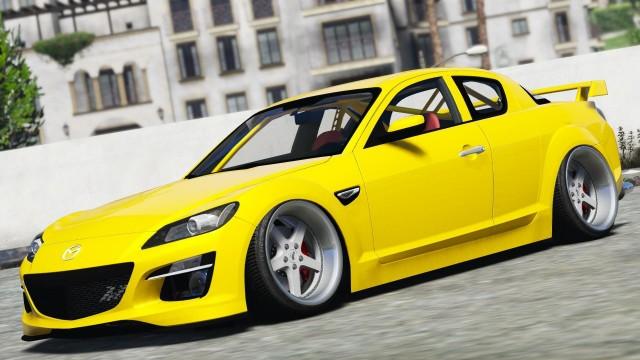 Mazda RX8 Spirit R 2012 Modified v1.1