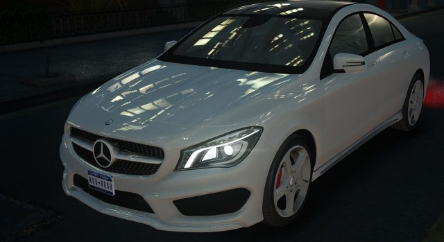 Mercedes Benz CLA 250 2016