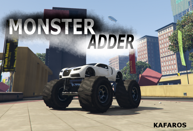 Monster Adder