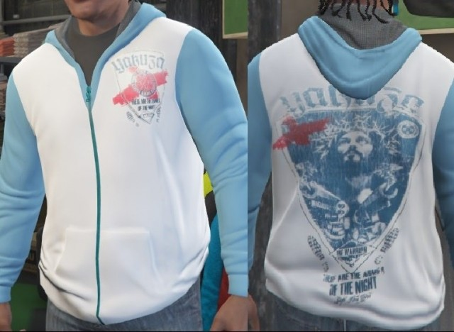 New Hoodies for Franklin v1.1