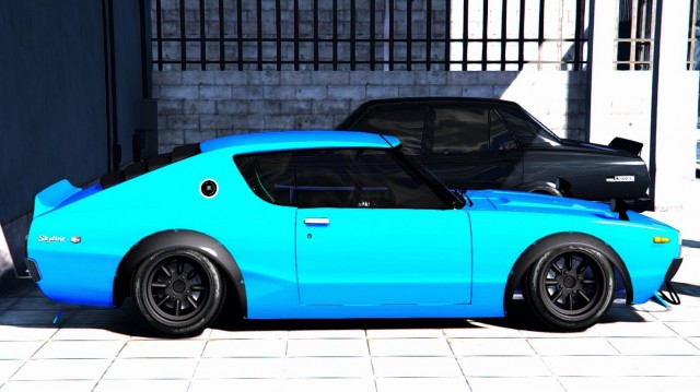Nissan Skyline Gt-R C110 (BETA) для GTA V - Скриншот 1