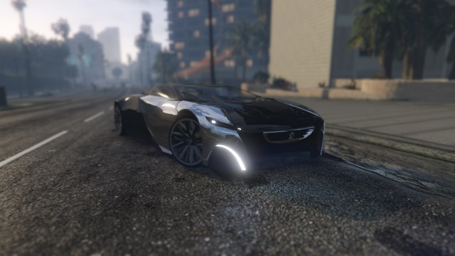 Peugeot Onyx (Add-On / Replace) v1.2