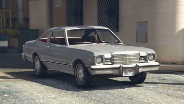 Plymouth Volare Coupe 1977 (Add-On / Replace) v1.1