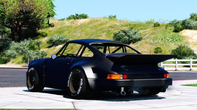 Porsche 911 RSR 1973 (Drift Edition) v0.1