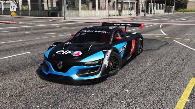 Renault Sport RS (Add-On / Replace) v4.0