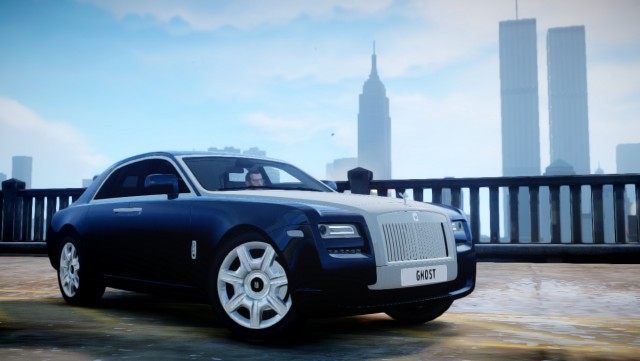 Rolls-Royce 2013 Ghost