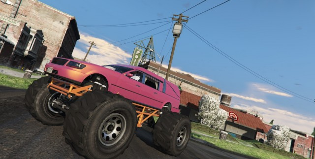 Romero Monster Truck