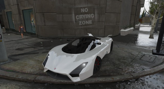 SSC Tuatara (Add-On / Replace) v1.1