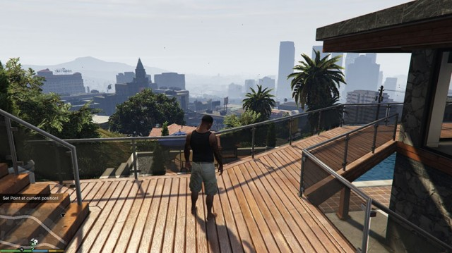 SetPoint Quickly Set A Teleporting Point v1.1.0 для GTA V - Скриншот 1