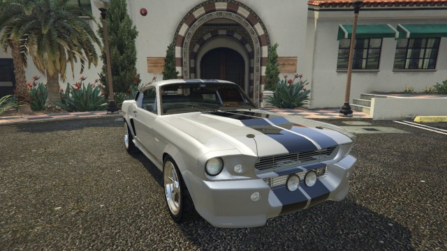 "Shelby Mustang GT500 1967 ""Eleanor"""