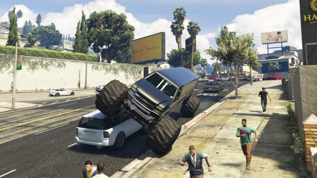 Stretch Monster Truck v0.1