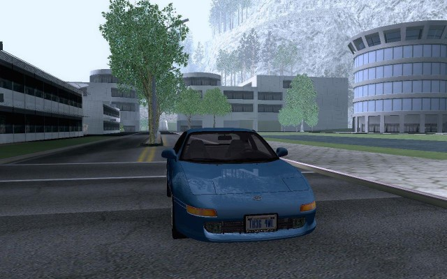 Toyota MR2 GT/Turbo (SW20) Tunable v1.0