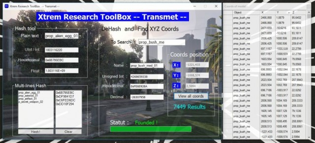 XtremToolBox v1.0.0